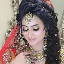 each single bride has the everlasting wish that on main wedding day her bridal makeup should be ex
