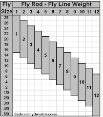 Fly Rod Weight Chart Good Chart Lets Go Carp Bass Fly Fishing Fly Fishing