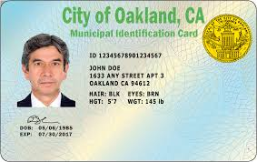 City - Renew To Id Oakland