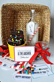 fun gift basket idea cute coordinating s the perfect thing for someone who is