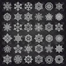free chalkboard background white outline snowflakes on chalkboard background royalty free