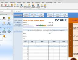 Estimate Invoice Template Auto Repair Invoice Template Auto Repair Shop Free Estimate Near 18