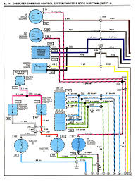 ecm troublecodes computer command control system diagrams 84 corvette wiring diagram
