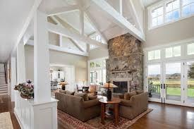 modern ranch home countrylivingroom modern farmhouse ranch interior o56 interior