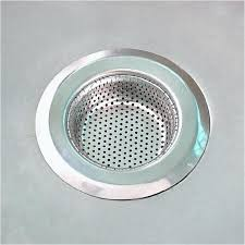 maintenance kitchen sink strainer chrome replacement for