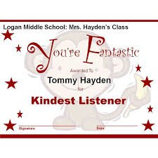 Superlative Certificate Superlative Awards Funny End Of The School Year Ideas For