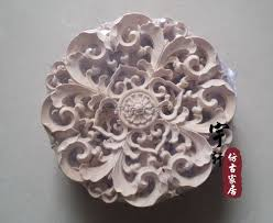 furniture motifs. Dongyang Wood Carving Applique Motif Shavings Corner Flower  Furniture Door Cabinet Chinese Style Home-in Figurines \u0026 Miniatures From Motifs