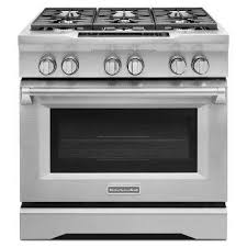 jenn air 36 range. commercial-style 36 in. 5.1 cu. ft. jenn air range