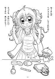 Immagini Da Colorare Di Kilari Topmanga Anime E Manga