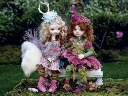 Beautiful princess two dolls very nice ...
