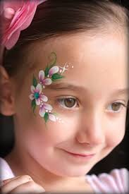 quick face painting ideas fast face art designs for boys free