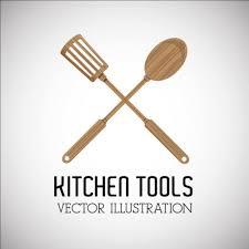 kitchen utensils vector. Kitchen Tools Vector Illustration Set 15 Utensils C