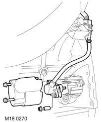 land rover discovery crankshaft position sensor genuine part land rover discovery crankshaft position sensor err7354g