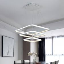 glow lighting chandeliers. inside and outside glow chandelier lighting modern led for dining room acrylic luminaire light fixtures lustre chandeliers