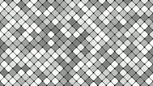 Mosaic Pattern Unique Abstract Diagonal Square Mosaic Pattern Background Seamless Loop