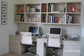 custom desks for home office. custom home office furniture homeofficewithabovestoragefortwo1 desks for p