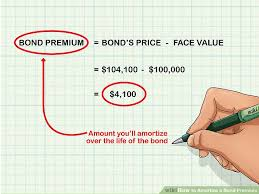 Amortization Bonds How To Amortize A Bond Premium With Pictures Wikihow