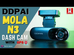 <b>DDPai Mini 5</b> (Xiaomi) Dash Camera <b>4K</b> UHD, GPS, Sony IMX415 ...
