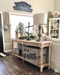 console table decor. Epic Farmhouse Console Table Decor 37 In Interior Home Inspiration With