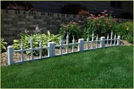 12 inspiration gallery from decorative garden fencing ideas