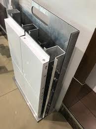 bahan dinding cladding fire rating a1
