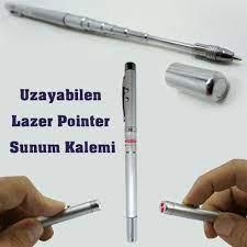 Uzayabilen Lazer Pointer Sunum Kalemi – batangemi