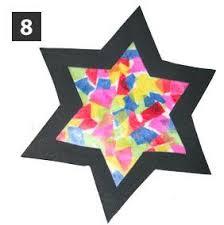 Bastelanleitung Für Kinder Stern Schritt 8 Advent
