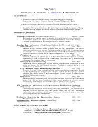 Sample Resume Objective For Customer Service Statement Customer