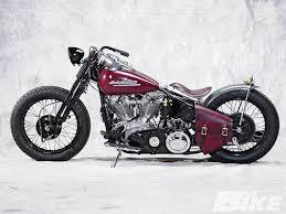 harley davidson bobber motorcycle american bobbers pinterest