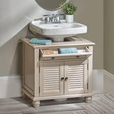 bathroom storage under pedestal sink awesome small pedestal sink pedestal tub