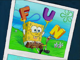 Image result for spongebob fun
