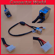 popular dc socket wiring buy cheap dc socket wiring lots from 100% original new 90 watt laptop dc power jack cable socket wire connector for acer