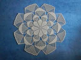 Thread Crochet Patterns Best A Doily With A 48Doptic In Elisa Thread Size 48 Doilies Runners