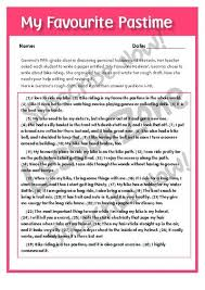 my favorite pastime essay ask the experts essay my favorite hobby essay about my favourite teacher essay on my favourite