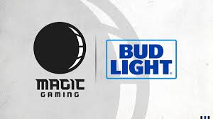 Bud Light Sports Sponsorships Magic Gaming Enters Multi Year Partnership With Bud Light