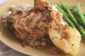 quick easy pork chop skillet my