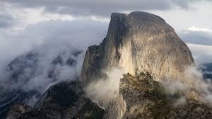 Free Yosemite Wallpaper - Half Dome