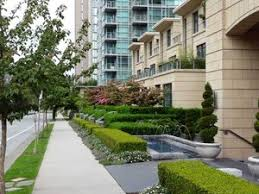 apartment landscape design. Beautiful Design Landscapedesignforofficebuildingjpg With Apartment Landscape Design I