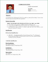 Normal Resume Format Word Cover Elegant Resume Teacher Resume