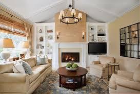Custom design residential living room