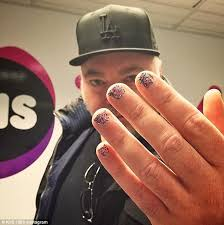 nailed it kyle sandilands has taken to the uk airwaves to talk about his campaign