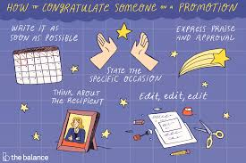Another Word For Congratulations How To Write A Congratulations Email For A Promotion