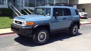2014 Toyota FJ Cruiser Trail Teams Ultimate Edition at Toyota of ...
