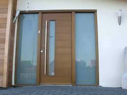 front doors with glass panels impressive modern exterior door intended for ideas 6 side uk front doors with glass