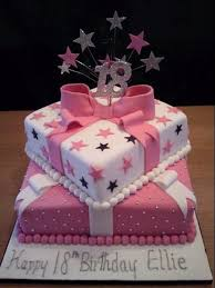 18th Birthday Cake Ideas Girl Cakes For A With Favorable 301454