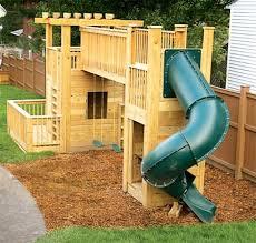diy backyard playground plans 17 best images about playground building a backyard playground
