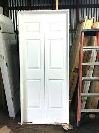 double door for closet double bifold closet door rough opening double door closet hardware