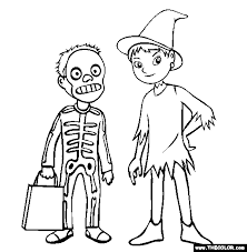 halloween costumes coloring pages costume coloring pages halloween costumes coloring pages fun for