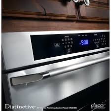 dacor wall ovens distinctive double wall oven dacor wall oven manual dacor double wall ovens reviews