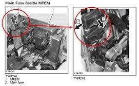 rxp problem 12v low!!! 1992 seadoo xp starter solenoid at Sea Doo Spark Fuse Box
